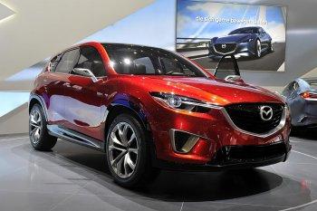 Cледующей весной Mazda СХ-5 начнут продавать в России