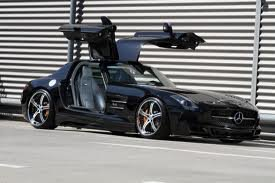 Комплект подвески для Mercedes SLS AMG