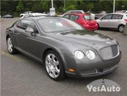 Продам Bentley Continental 6.0 Автомат 6000 см куб 2007 г.в.