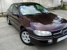 Второе поколение модели Opel Omega (B-series)