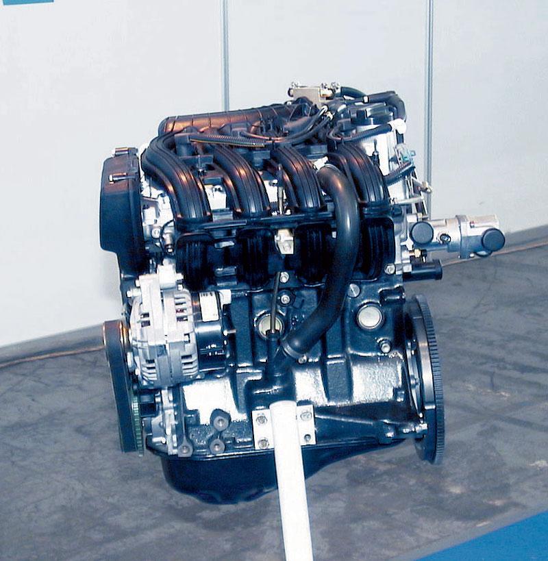 Ремонт двигателя ВАЗ-2112