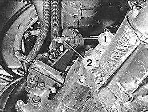 Устройства подачи воздуха в двигатель