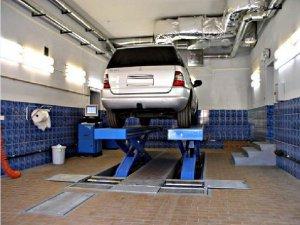 Зарождение сервисного производства технического обслуживания и ремонта машин