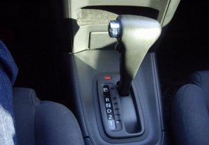 Автоматическая трансмиссия автомобиля Nissan Primera