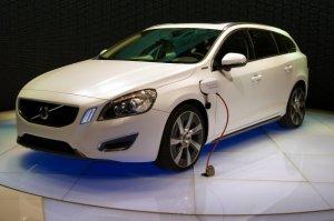 Модельный ряд Volvo 2012 года