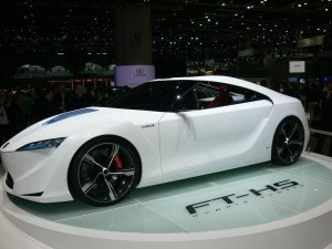 Модельный ряд Lexus 2012 года