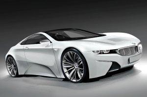 Модельный ряд BMW 2012 года