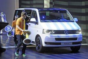 Volkswagen Multivan для всей семьи