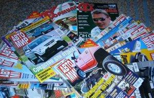 Новости в автомобильных журналах