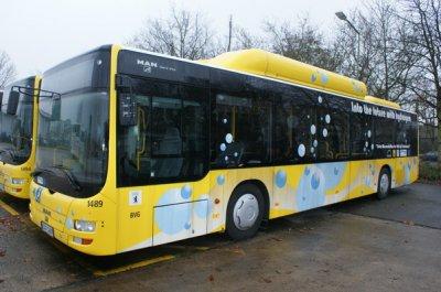 Моторные масла для автобуса MAN