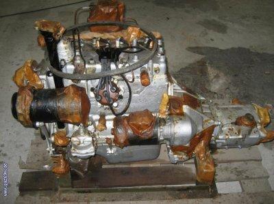 Тюнинг двигателя - форсированный двигатель