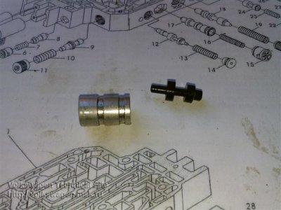 Фрикцион блокировки гидротрансформатора - ФБГ