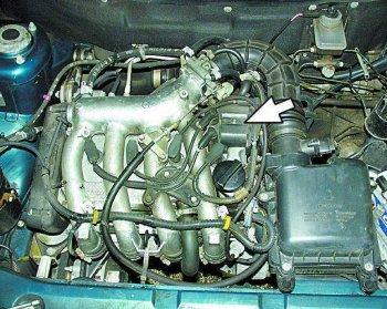Новый метод ремонта двигателей автомобиля ВАЗ