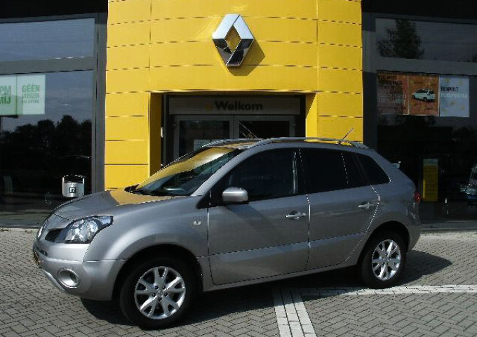 Renault koleos 2 0 dci