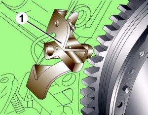 Частота вращения двигателя