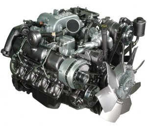 Параметры работы бензинового двигателя