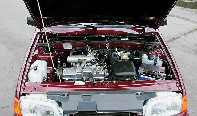 Основными неисправностями двигателя считают неустойчивую работу, повышенный...