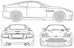 Новинка по случаю юбилея Aston Martin