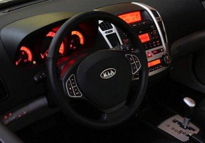 Купить Kia Cee'd 1 поколения