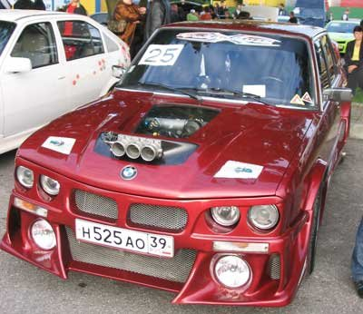 Фото авто тюнинг своими руками фото