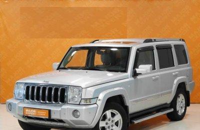 Продам Jeep Commander, внедорожник, 2007 г. в