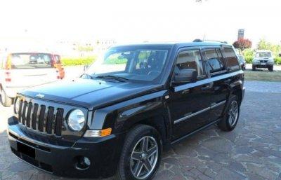 Jeep Patriot, внедорожник, 2008 г. в., пробег: 67784 км., механика