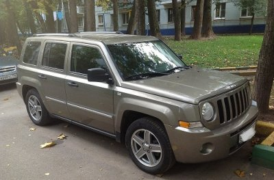 ������ ������ Jeep Patriot, �����������, 2008 �. �., ������: 97000 ��.