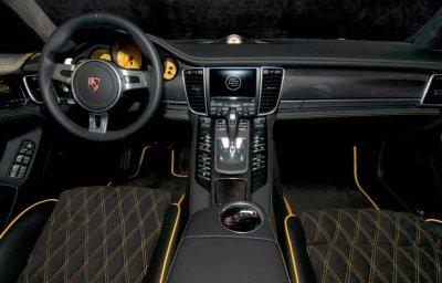Porsche Panamera Turbo S от польских тюнеров