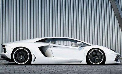 Тюнинг ателье Wheelsandmore представила Lamborghini Aventador