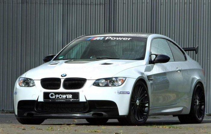 BMW M3 Sporty Drive TU от тюнеров из компании G-Power