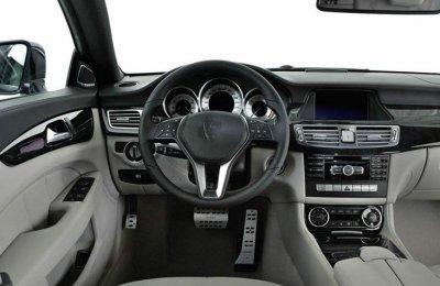 Mercedes-Benz CLS Shooting Brake получил свое второе дыхание от тюнера Lorinser