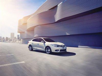 В России будет продаваться автомобиль Renault Fluence