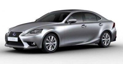 Новый Lexus с 2014 года