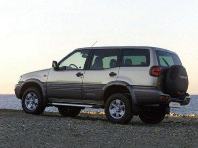 Возможно, что скоро появится новый Nissan Terrano