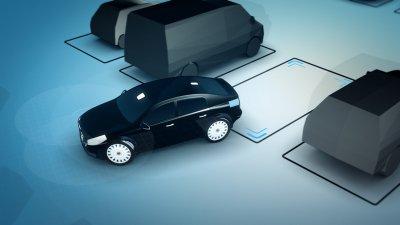 Volvo выпустит машину с автономным парковщиком