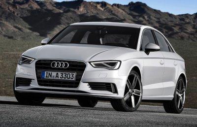 В сентябре новый Audi A3 Sedan появится в российских автосалонах